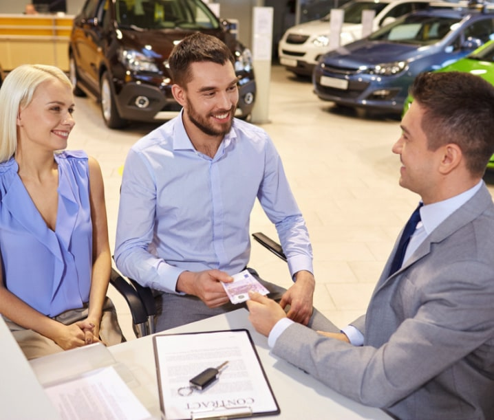 Can I Rent A Car For Someone Else?