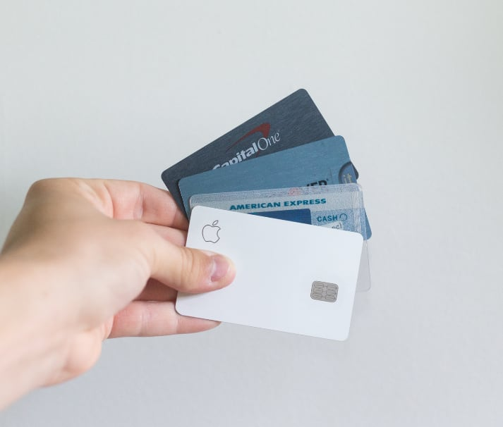 Credit Cards able to used to hire a car in Crete