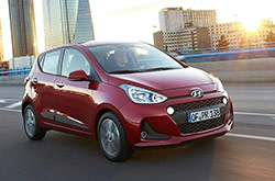 Hyundai i10: rent now