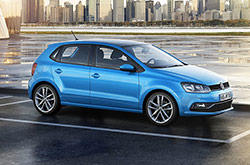 Volkswagen Polo Diesel: rent now