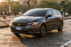 Fiat Tipo: rent now