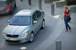 Skoda Octavia: rent now
