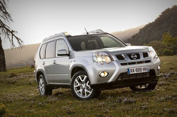 Nissan Xtrail: rent now