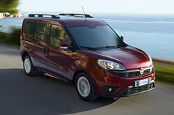 Fiat Doblo *7 Seater*: rent now