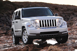 Jeep Cherokee: rent now