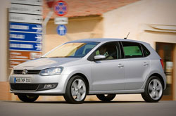 VW Polo Automatic: rent now