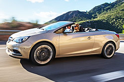 Opel Cascada: rent now