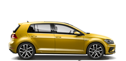 Volkswagen Golf rental car Offer
