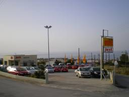 another photo of our car hire crete office
