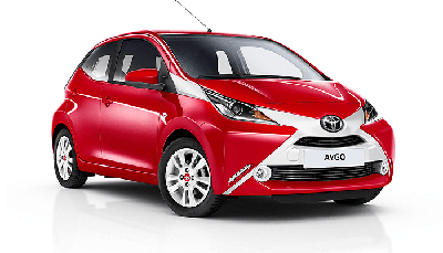 Toyota Aygo | Justrentals Offer
